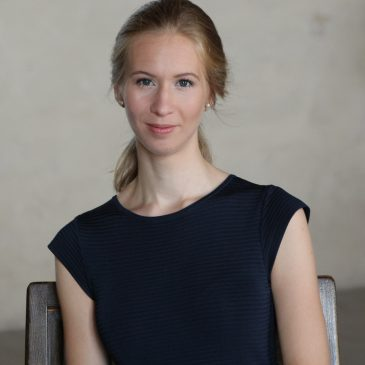 Hanna Ohlson Nordh - ung, kvinna och dirigent